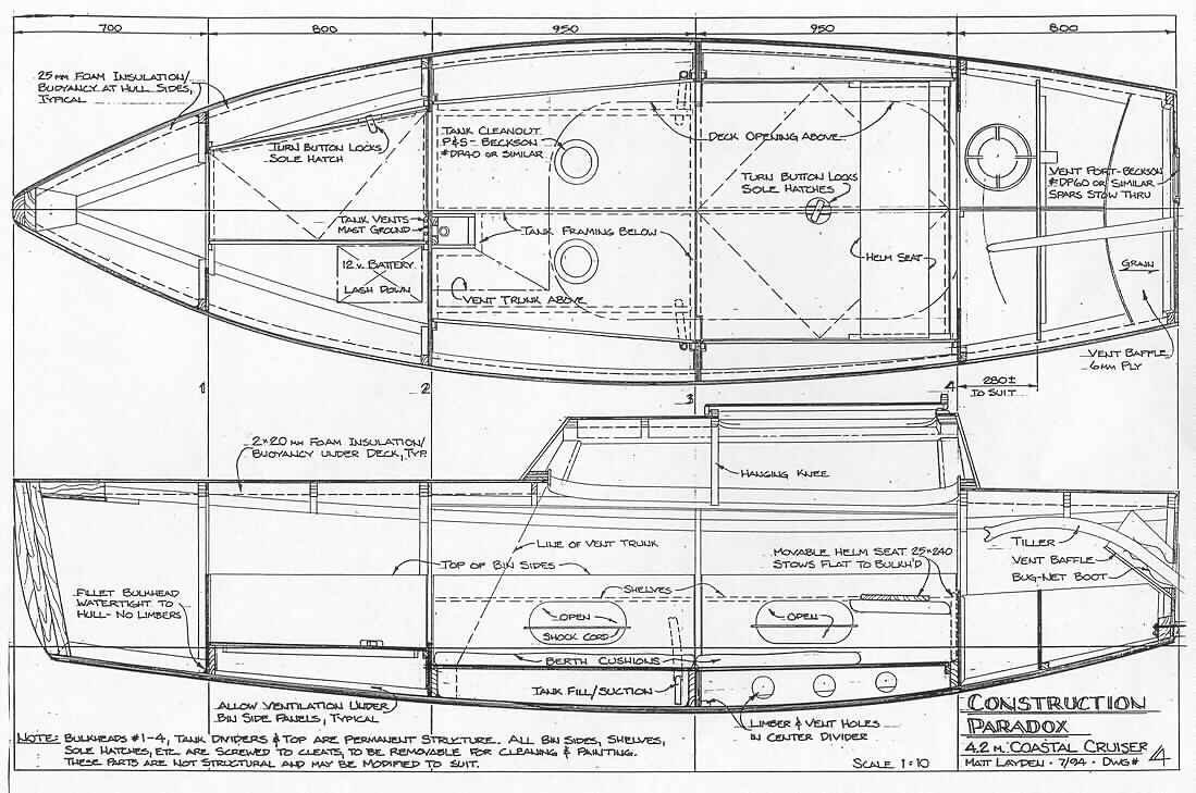 Know Now Self Build Sailing Dinghy Plans Youly